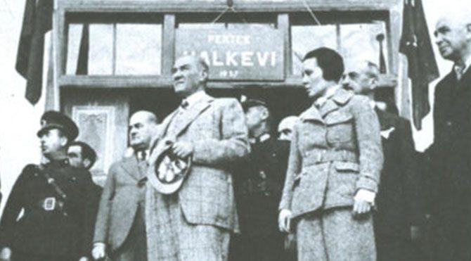 Atatürk'e göre spor, her şeyden önce ulusal bir görevdi!