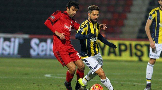 Fenerbahçe Gaziantepspor maç özeti izle (Gaziantep 2-2 FB)