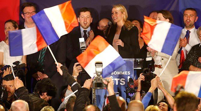 Fransa bölgesel seçimlerinde aşırı sağ önde