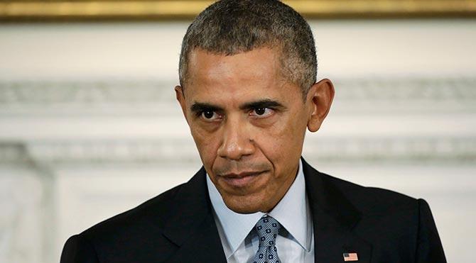 Obama: Türkiye ile Suriye sınırını kapatıyoruz