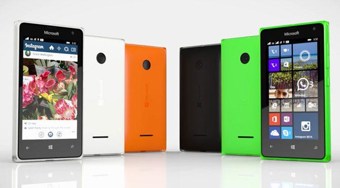 Lumia 850 yüzünü gösterdi