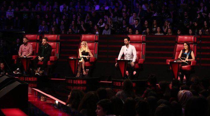 O Ses Türkiye gecenin performanslarını izle 7 Aralık 2015