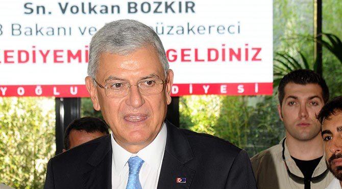 AB Bakanı Bozkır: Daha çok şehit vereceğiz