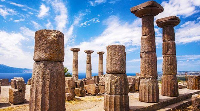 Assos'un 2300 yıllık gizemi…