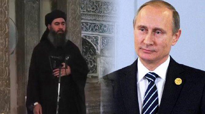 Putin ile Bağdadi