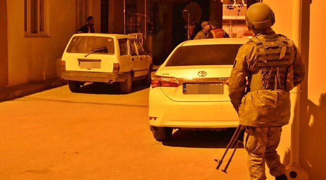 Bursa'da YDG-H operasyonu: 9 gözaltı