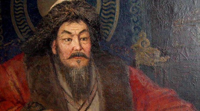 Arkeologlar Cengiz Han'ın kayıp kalesini buldu