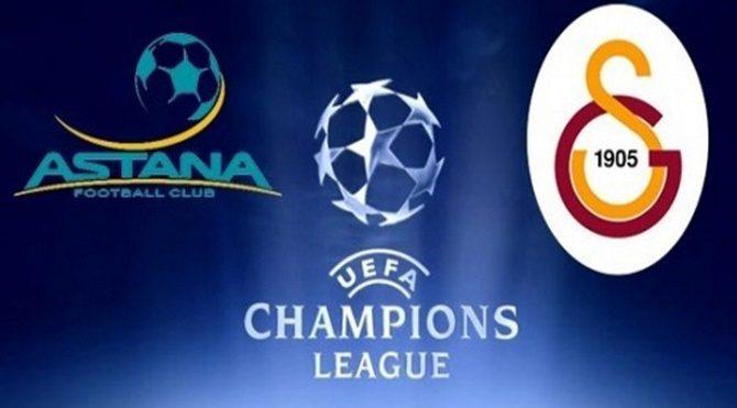 Galatasaray Astana maçı saat kaçta, hangi kanalda nasıl izlenir?