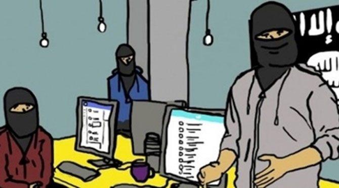 IŞİD, kendi uygulamasını yaptı