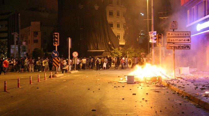 İzmir Gezi davası ertelendi