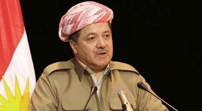 Barzani, Türkiye'ye yapacağı ziyarette...
