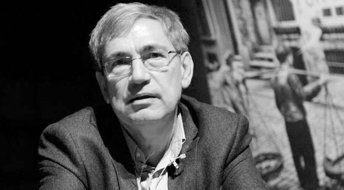 Orhan Pamuk dünya zirvesinde