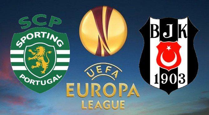 Sporting Lisbon Beşiktaş maçı ne zaman, saat kaçta, hangi kanalda?