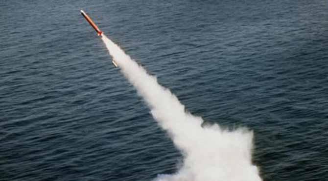 Rusya, Suriye'yi ilk kez denizaltıdan vurdu