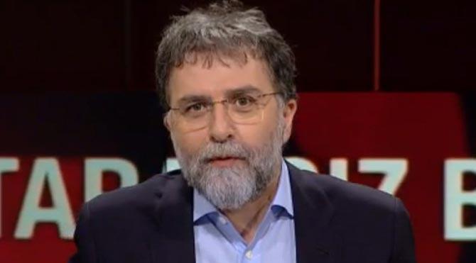 Ahmet Hakan canlı yayında istifa etmediğini açıkladı