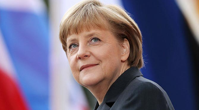Time dergisi Angela Merkel'i yılın kişisi seçti