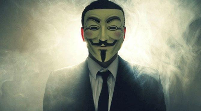 Anonymous IŞİD'le dalga geçecek