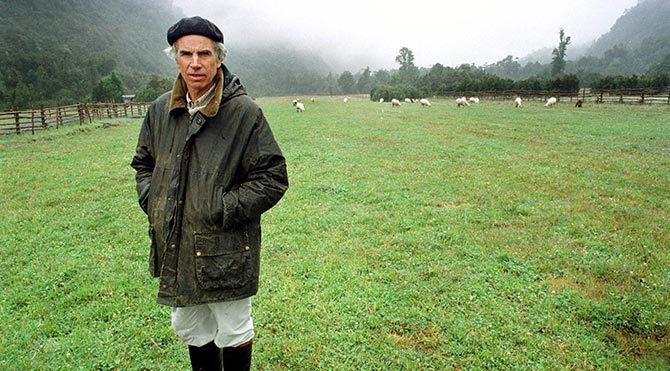 The North Face şirketinin kurucusu Douglas Tompinks donarak öldü!