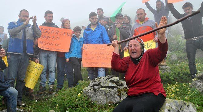 Danıştay'dan 'Yeşil Yol Projesi' için 'yürütmeyi durdurma kararı'