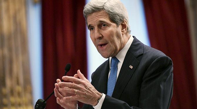 Kerry Rusya'ya gidiyor