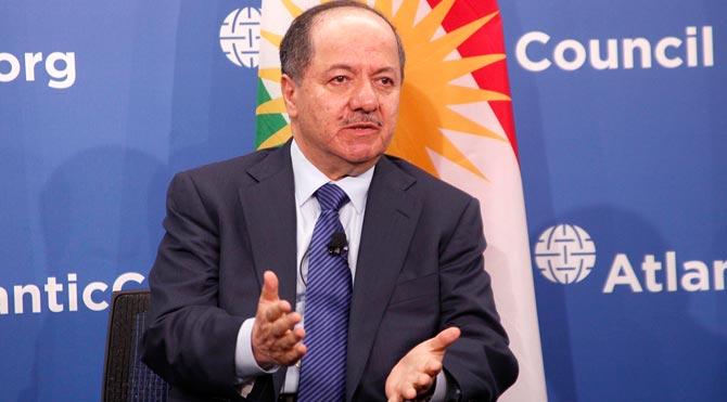 Barzani gelir gelmez MİT'e gitti