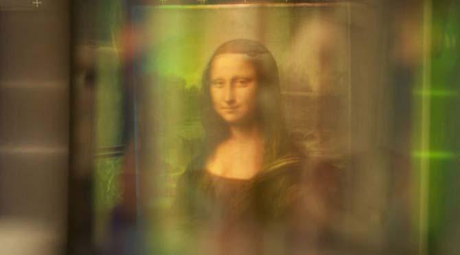 Mona Lisa tablosunun altında gizli bir resim bulundu