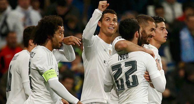 Real Madrid Malmö 8-0 Geniş maç özeti izle