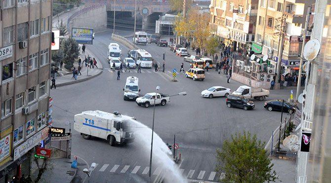 PKK, Asker hastanesini taradı