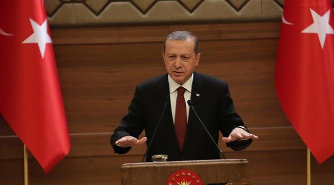 Cumhurbaşkanı Erdoğan'dan Musul açıklaması!