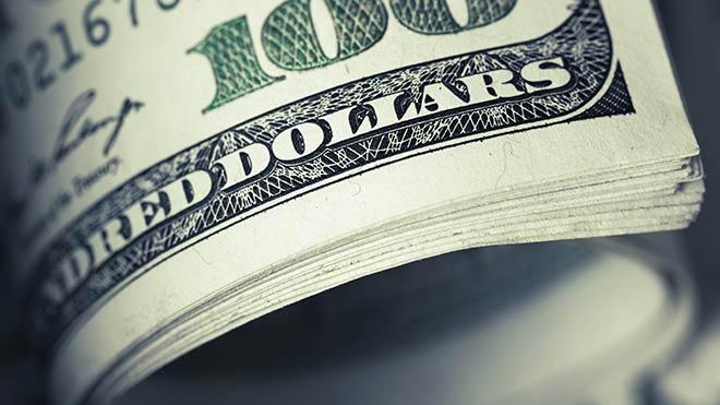 Dolar büyüme verileriyle geriledi