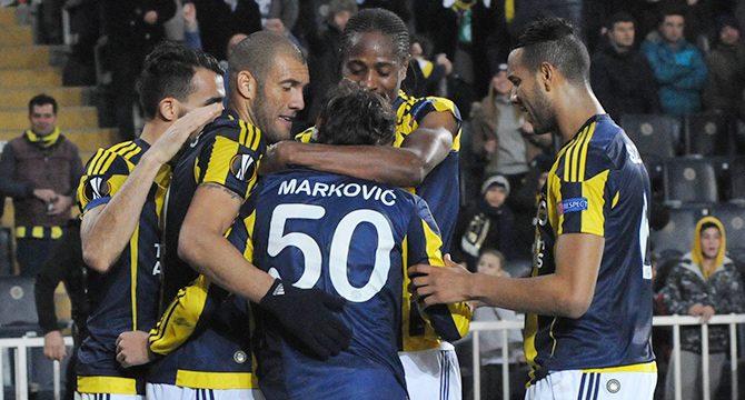 Fenerbahçe 1-1 Celtic geniş maç özeti izle (Goller, önemli anlar)