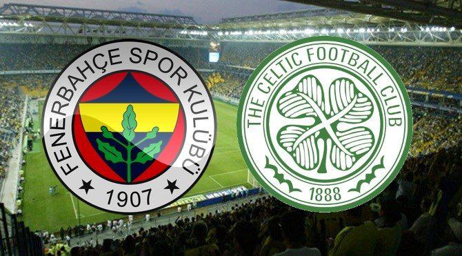 Fenerbahçe Celtic maçı saat kaçta, hangi kanalda şifresiz mi?