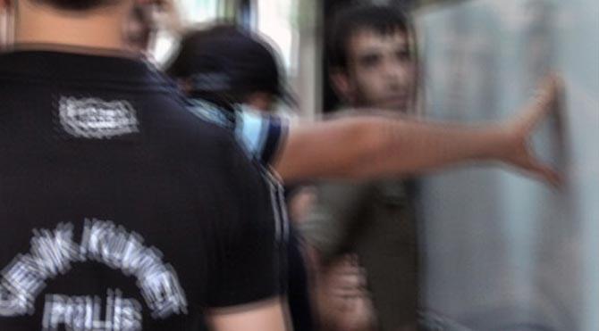 Dicle'de operasyon: 2 tutuklama