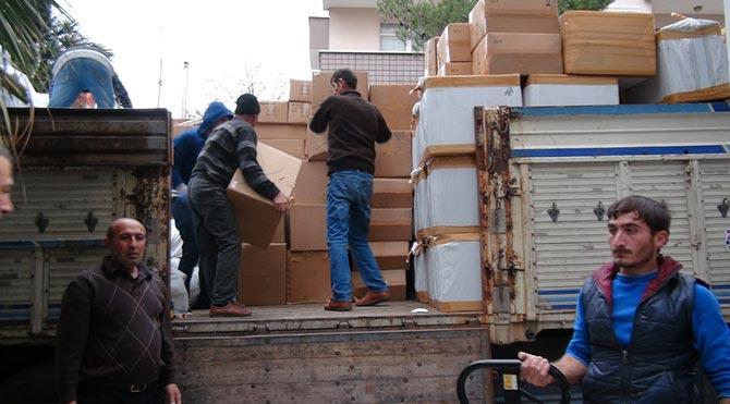 İstanbul polisi Türkiye rekorunu kırdı! Tam 4.5 milyon şişe...
