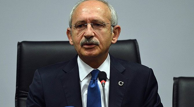 Kılıçdaroğlu'ndan 'yargı' mesajı