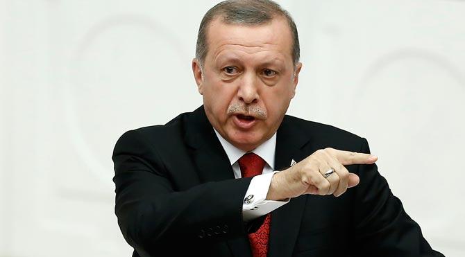 Erdoğan'dan Zuckerberg mesajı!