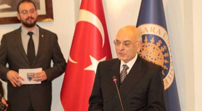 2015 Mülkiye Büyük Ödülü, Prof. Dr. Ruşen Keleş'e verildi!