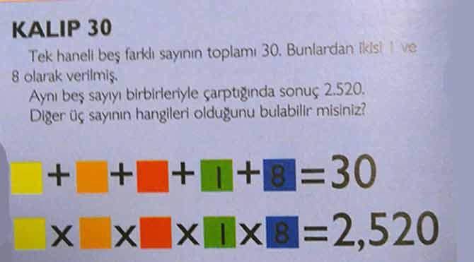 Sosyal medyayı birbirine düşüren matematik sorusu!
