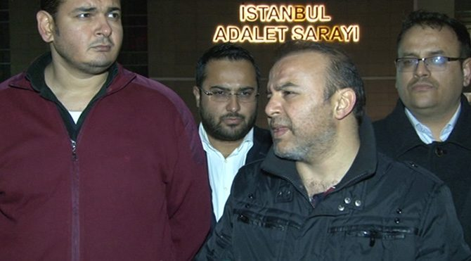 17 Aralık polisleri serbest kaldı!