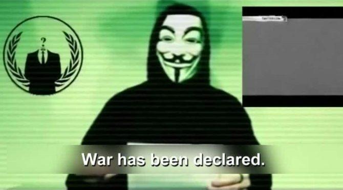Anonymous, Birleşmiş Milletler'i hackledi!