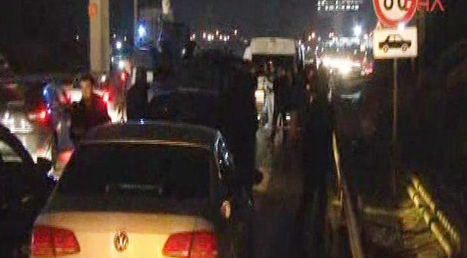 Nurtepe'de askeri araca silahlı saldırı!