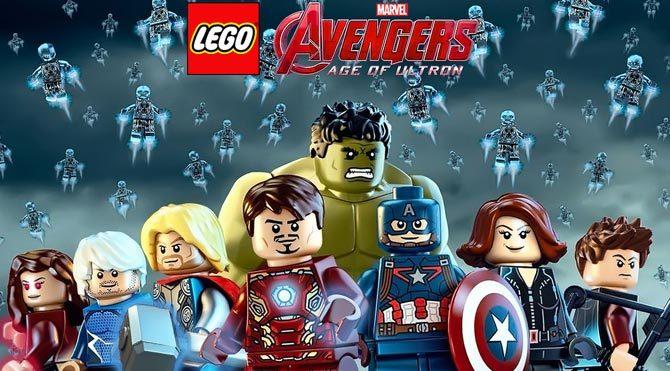 Lego Marvel's Avengers Türkiye'de ilk kez