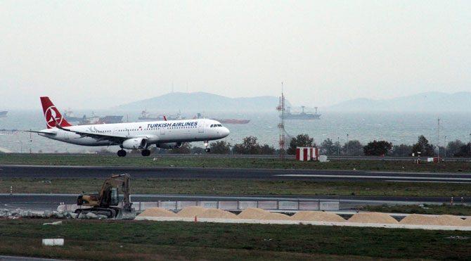 Atatürk Havalimanı'nda drone paniği