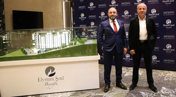 Elysium Soul Beyoğlu satışa çıktı
