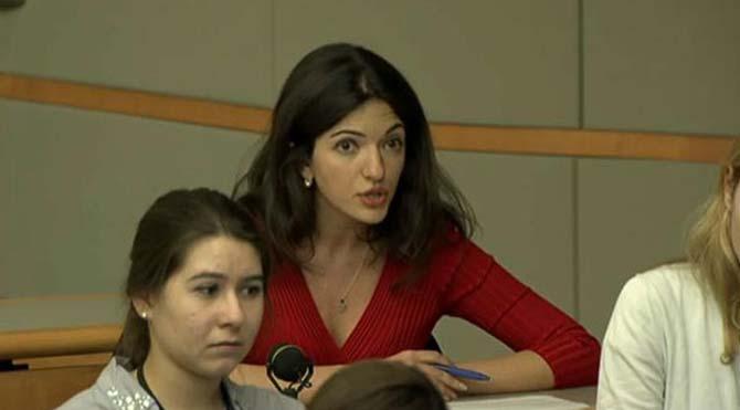 ABD Dışişleri sözcüsü Kirby, Rus muhabirin sorularına kızdı