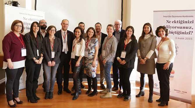 Türkiye'nin ilk sosyal etki ölçen konferansı!