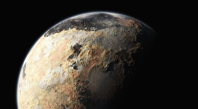 NASA, Plüton'un en net görsellerini yayımladı!
