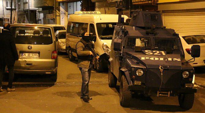 İstanbul'da DHKP-C/PKK operasyonu