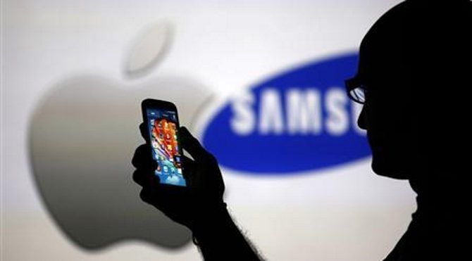 Samsung, Apple'a 548 Milyon dolar ödeyecek!