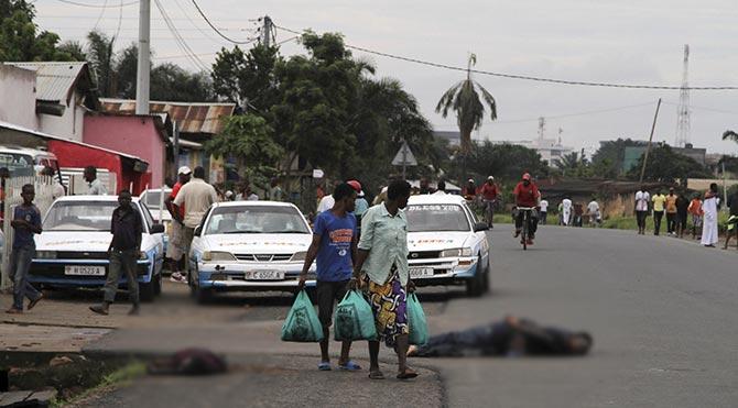 Burundi'de darbe girişimi: 87 ölü!